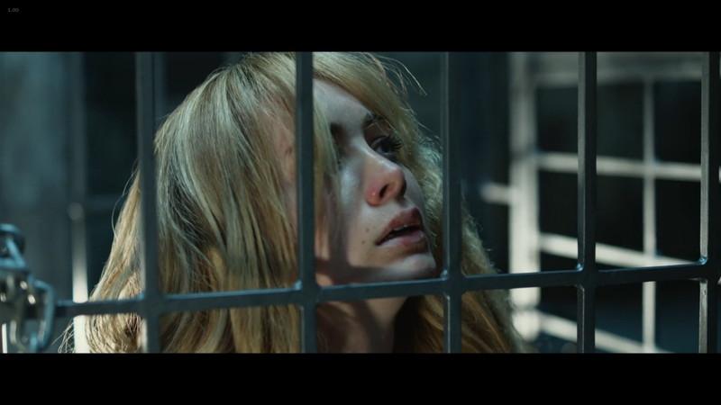 ペット 檻の中の乙女:目が覚めたら檻の中。恐怖に震えるホリー