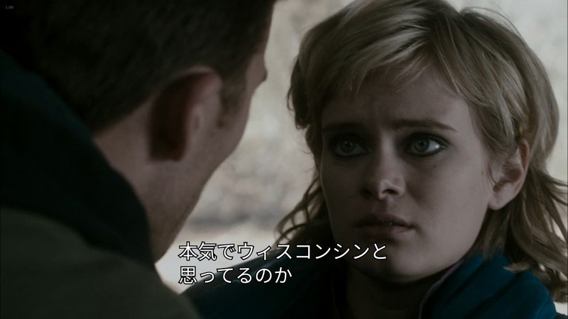 【90点】「トランスワールド」傑作ループ映画でした:ジョディ役:サラ・パクストン