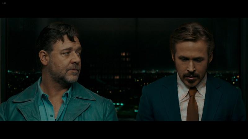 アメリアを助けに行こうとしたら、人か殺されてる最中だったので静かにエレベーターに戻る主役二人