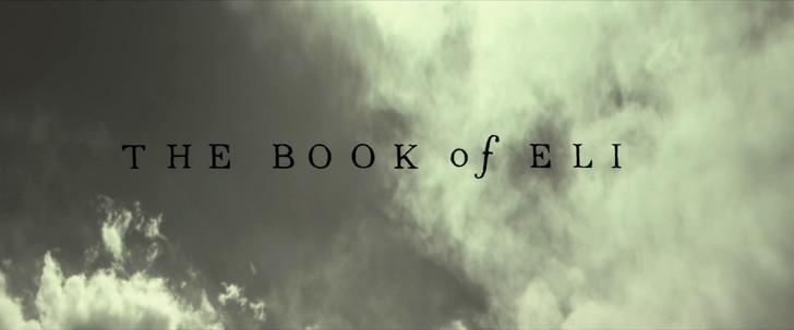 :ザ・ウォーカー(原題:Book of eli)のタイトルコール