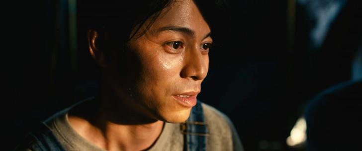 伊浦(吉沢悠)「ここでは僕が法律です」