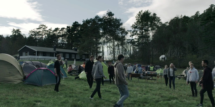 【80点】Netflix「7月22日(原題:22 July)」感想。重い名作:惨劇直前のウトヤ島では、「ノルウェー労働党青年部の集会」が行われていた