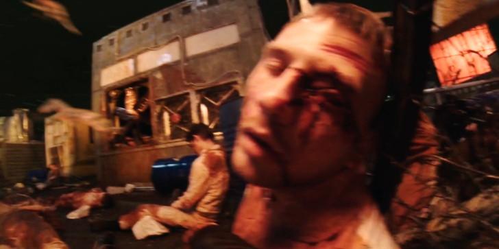 【80点】FPS視点の超アクション映画「ハードコア」評価と感想:念力で死体を投げ飛ばしてくる