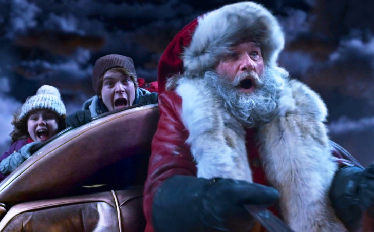 【Netflix・映画感想】「クリスマス・クロニクル」イブにサンタのお手伝い!