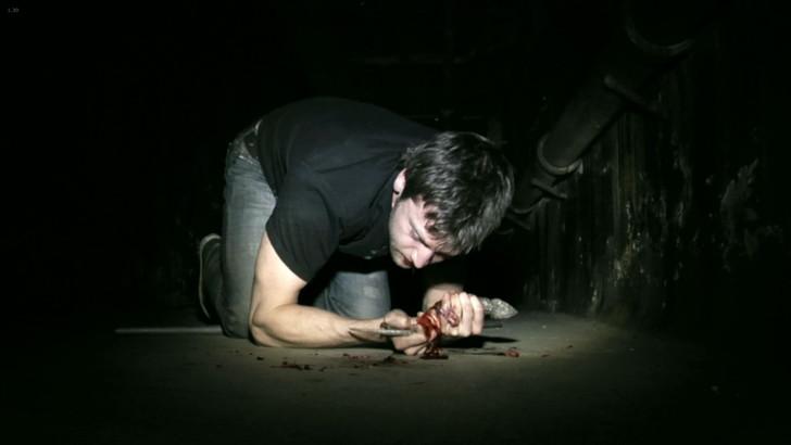 精神病棟から出られなくなったので、ネズミを殺して食べるランス