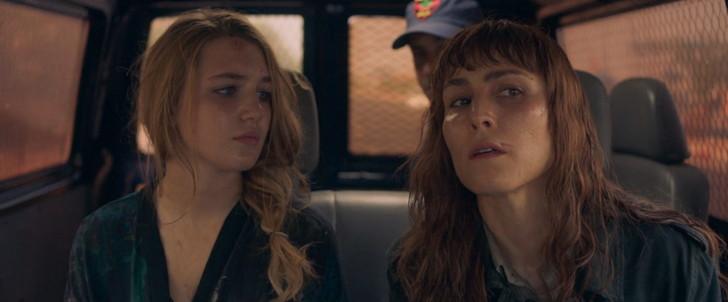 【80点】Netflixオリジナル「クロース 孤独のボディガード」評価と感想:ゾーイ(左)とサム(右)