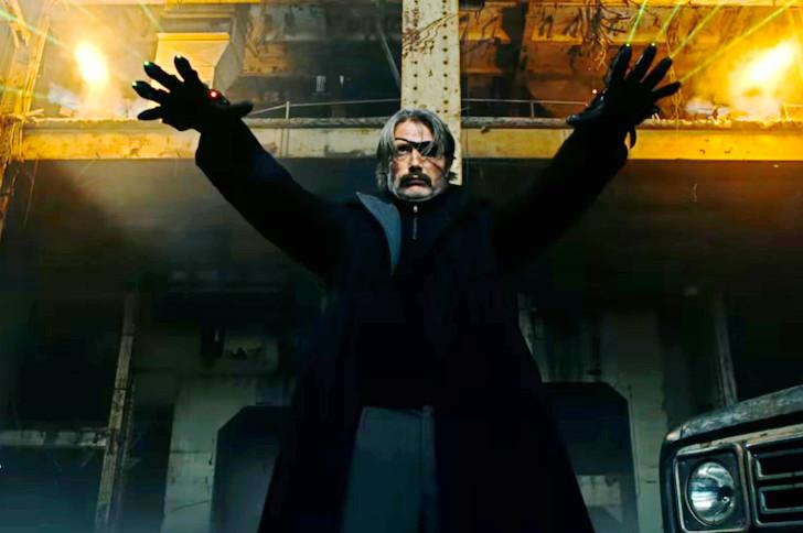 【Netflix・映画感想】「ポーラー 狙われた暗殺者」の魅力3個。ベテラン殺し屋vs若手刺客集団