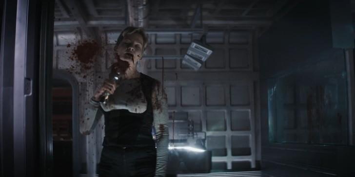 【Netflix】ゲースロ作者のSFホラードラマ「ナイトフライヤー」1~2話までの感想:冒頭の自殺シーン