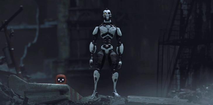 【Netflix】「ラブ、デス+ロボット」は暇つぶしに最適:ロボット