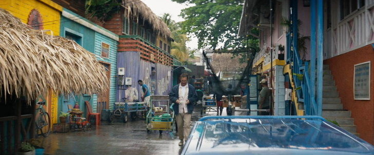 【50点】寂れた港町で…「セレニティー 平穏の海」評価と感想【Netflix】:プリマス島の雰囲気
