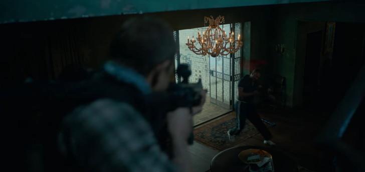 """【90点】大金を強盗する""""兵士""""たち「トリプル・フロンティア」評価と感想【Netflix】:最初の銃撃シーン"""
