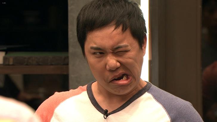 【ドキュメンタル7】参戦者紹介と「プレイヤーの戦闘スタイル」まとめ!:天真爛漫M-1王者:霜降り明星「せいや」