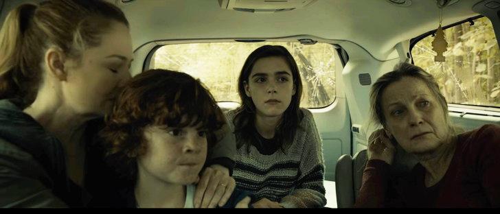 微かな物音で殺される「ザ・サイレンス 闇のハンター」評価と感想【Netflix】:悪い点:主要登場人物に対してあまり愛着が湧かない