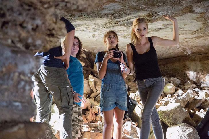 【感想】「タイム・トラップ」の魅力3個。時差が激しい洞窟の正体とは…: 【ネタバレ無し】感想