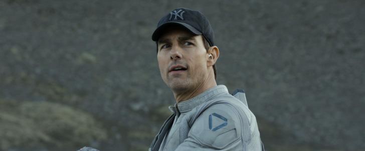 【感想】「オブリビオン」の魅力5個。捨てられた地球を守り続ける男: ジャック・ハーパー(トム・クルーズ)