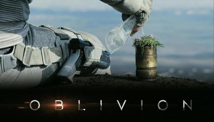 【感想】「オブリビオン」の魅力5個。捨てられた地球を守り続ける男