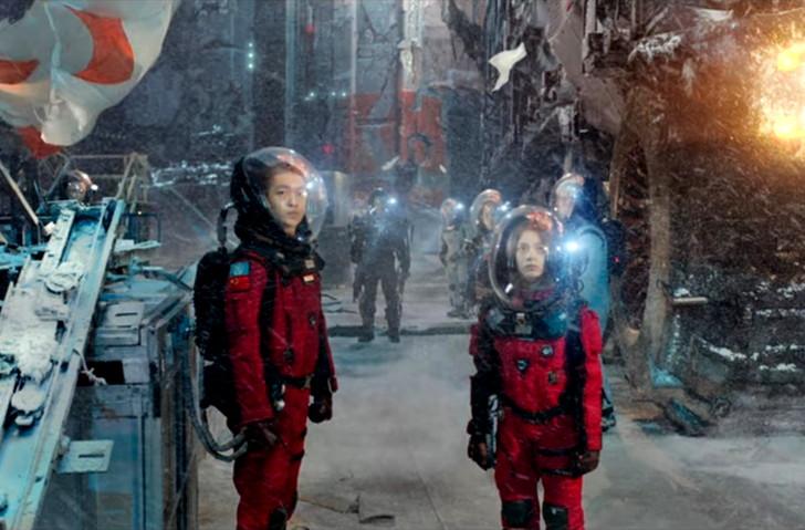 【感想】「流転の地球」の魅力3個。Netflixで稀に見る超大作
