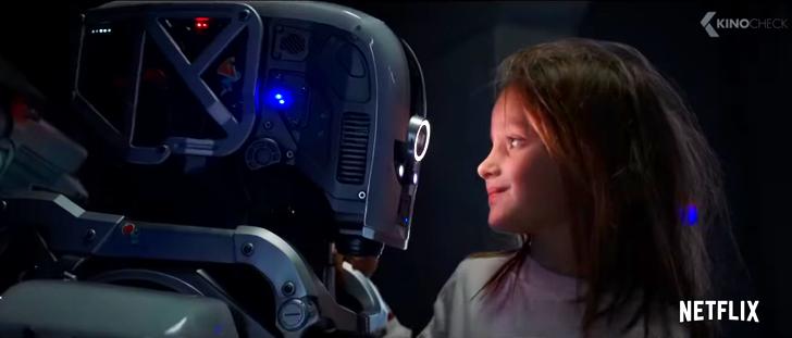 【Netflix・映画感想】「アイ・アム・マザー」の魅力2個。ロボットに育てられた、たった一人の少女: 【ネタバレ無し】感想