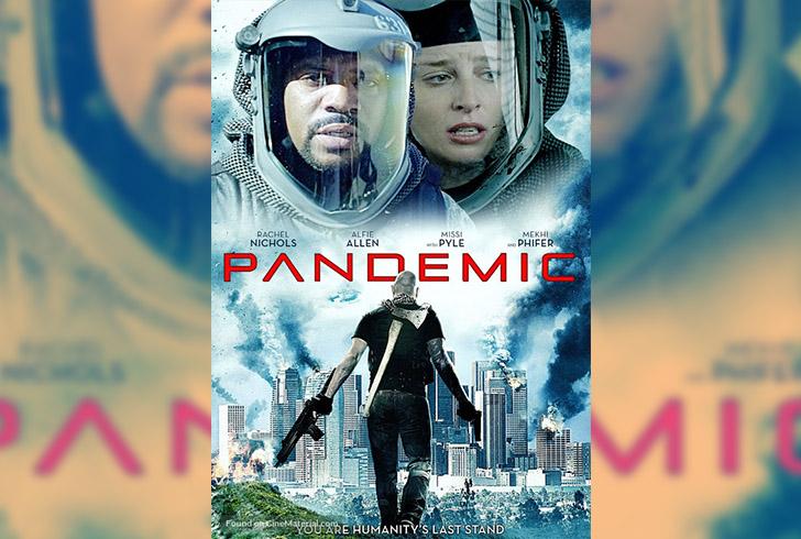 【70点】POV視点のゾンビパニック映画「PANDEMIC パンデミック」評価と感想